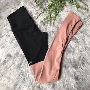 ALO Yoga High Waist Goddess Leggings